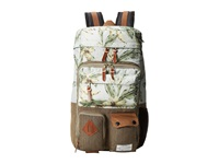 Billabong Mountain Backpack Taupe Backpack Bags