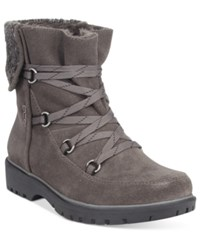 Bare Traps Sharleen Cold Weather Boots Women's Shoes Dark Grey
