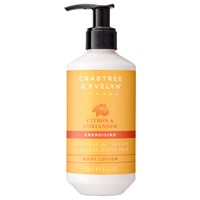 Crabtree And Evelyn Citron Coriander Energising Body Lotion 250Ml