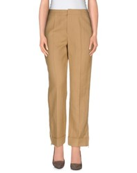 Strenesse Blue Trousers Casual Trousers Women