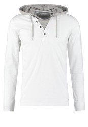 Teddy Smith Troy Long Sleeved Top Blanc White