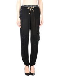 Daniela Dalla Valle Elisa Cavaletti Casual Pants Black