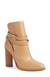 Women's Cynthia Vincent 'Hue' Boot Tan Leather