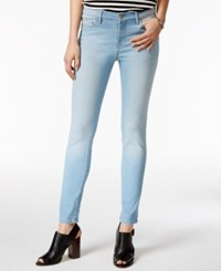 Tommy Hilfiger Greenwich Powder Blue Wash Skinny Jeans Only At Macy's