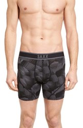 Saxx Men's Kinetic Stretch Boxer Briefs