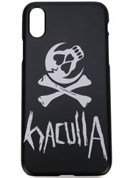Haculla Skullz Iphone X Case Black
