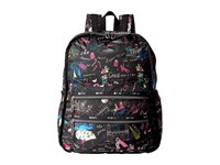 Le Sport Sac Functional Backpack Wonderland Backpack Bags Blue