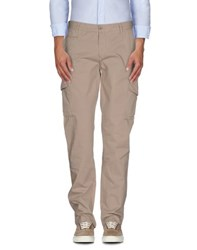 U.S. Polo Assn. U.S.Polo Assn. Trousers Casual Trousers Men Beige