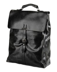 Orciani Bags Rucksacks And Bumbags Men Black