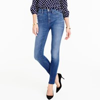 J.Crew Lookout High Rise Jean In Fairoaks Wash