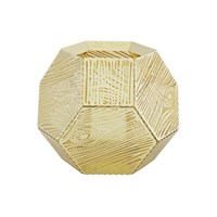 Tom Dixon Etch Tealight Holder B Wood