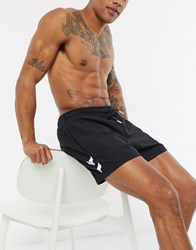 Hummel Hmlrence Board Shorts In Black
