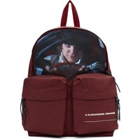 Undercover Red A Clockwork Orange Edition Canvas Backpack