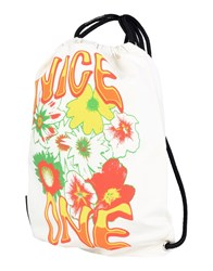 Stella Mccartney Backpacks And Fanny Packs White