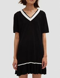 Which We Want Frances Dress Black
