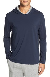 Men's Boss 'Mix And Match' Stretch Cotton Hoodie