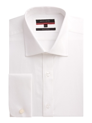 Pierre Cardin White Twill Shirt