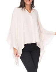 B Collection By Bobeau Valentina Dolman Sleeve Top Pale Pink