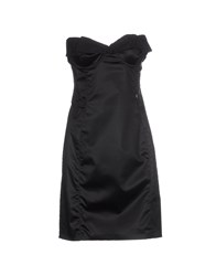 Galliano Dresses Short Dresses Women Black