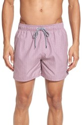 Ted Baker Men's London Preston Swim Shorts Pink