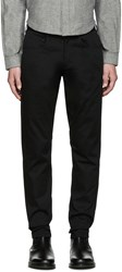 Alexander Wang Black Tailored Trousers