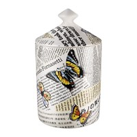 Fornasetti Ultime Notizie Scented Candle Multi