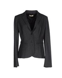 Alysi Suits And Jackets Blazers Women Steel Grey