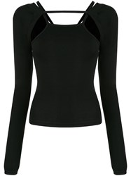 Dion Lee Rib Holster Long Sleeved Top 60