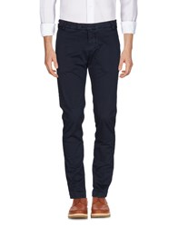 Michael Coal Casual Pants Slate Blue