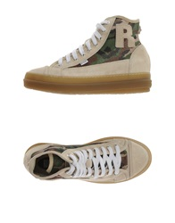 Ruco Line Sneakers Military Green