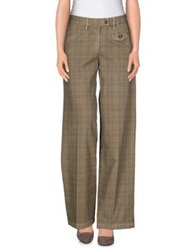 Fred Perry Casual Pants Camel