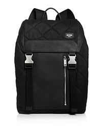 Jack Spade Quilted Army Backpack Black