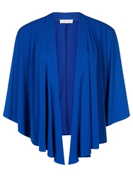 Windsmoor Draped Shrug Royal Blue