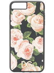 Dolce And Gabbana Iphone Cover Black