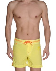 Tortuga Swimming Trunks Yellow