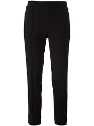 Haider Ackermann Slim Fit Track Pants Black