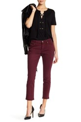 Jag Jeans Penelope Ankle Pant Petite Red