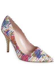 Kate Spade Licorice Pumps Multi Colored