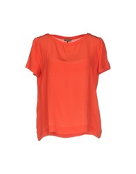 Maliparmi Blouses Red