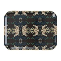 Avenida Home Patch Nyc Floral Tray Small Nosegay
