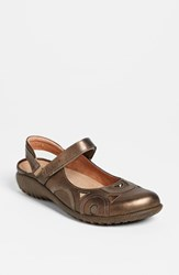 Naot Footwear Women's Naot 'Rongo' Slip On Brass Leather