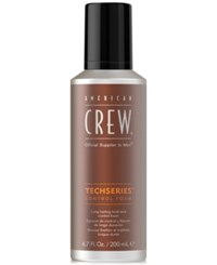 American Crew Techseries Control Foam 6.7 Oz From Purebeauty Salon And Spa