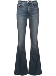 Mcguire Denim Flared Jeans Blue