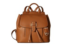 Michael Michael Kors Romey Medium Backpack Acorn Backpack Bags Brown