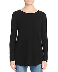 Bloomingdale's C By Cashmere Sweater Black