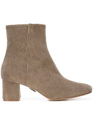 Ritch Erani Nyfc Tiffany Boots Nude And Neutrals