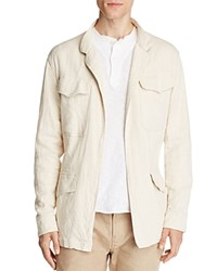 Eidos Natural Wrap Jacket 100 Bloomingdale's Exclusive White