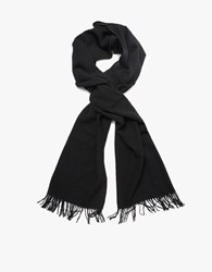 Our Legacy Scarf Black