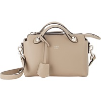 By The Way Boston Mini Shoulder Bag Dove Palladium