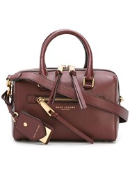 Marc Jacobs 'Recruit' Bauletto Tote Red